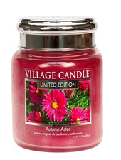 Village Candle Autumn Aster Medium Jar
