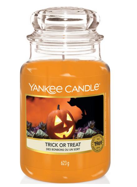 Yankee Candle Trick or Treat Large Jar