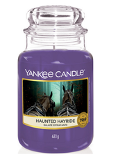 Yankee Candle Haunted Hayride Large Jar