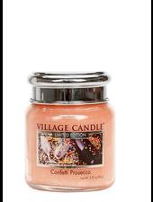 Village Candle Confetti Prosecco Mini Jar