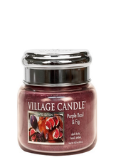 Village Candle Purple Basil & Fig Small Jar