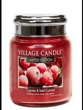 Village Candle Cypress & Iced Currant Medium Jar