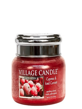Village Candle Cypress & Iced Currant Small Jar