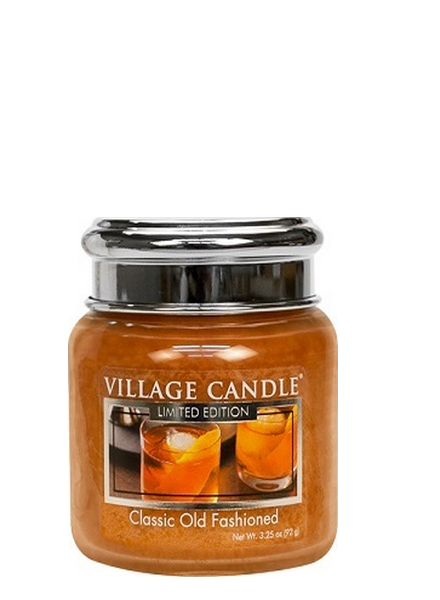 Village Candle Classic Old Fashioned Mini Jar