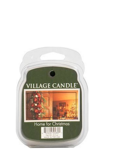 Village Candle Village Candle Home For Christmas Wax Melt