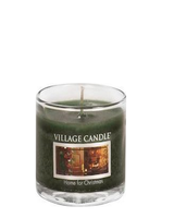 Village Candle Home For Christmas Votive