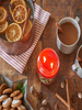 Village Candle Village Candle Christmas Spice Mini Jar