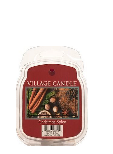 Village Candle Village Candle Christmas Spice Wax Melt