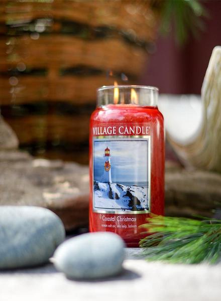 Village Candle Village Candle Coastal Christmas Wax Melt