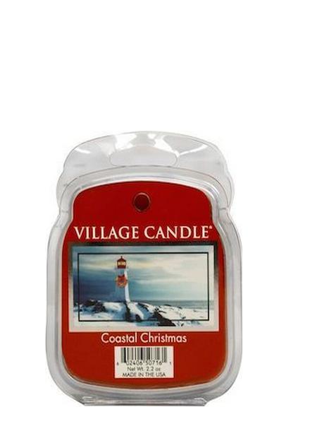 Village Candle Coastal Christmas Wax Melt