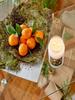 Village Candle Village Candle Winter Clementine Medium Jar