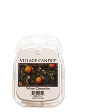 Village Candle Winter Clementine Wax Melt