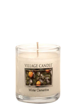 Village Candle Winter Clementine Votive