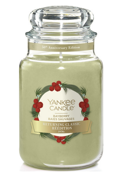 Yankee Candle Yankee Candle Bayberry Large Jar