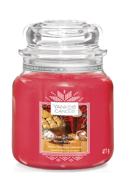 Yankee Candle Yankee Candle After Sledding Medium Jar