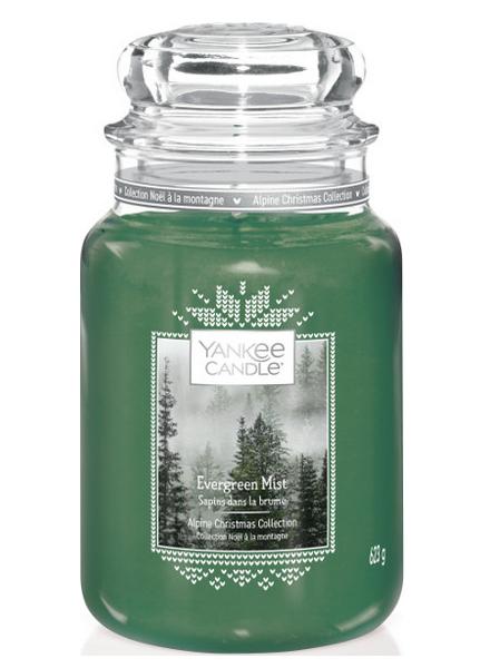 Yankee Candle Yankee Candle Evergreen Mist Large Jar