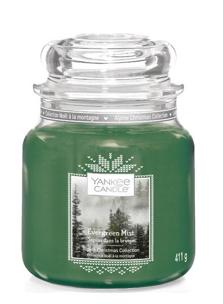 Yankee Candle Yankee Candle Evergreen Mist Medium Jar