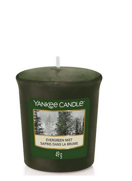 Yankee Candle Yankee Candle Evergreen Mist Votive