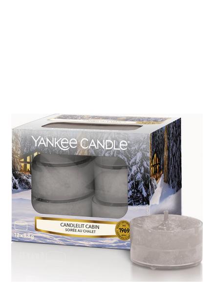 Yankee Candle Yankee Candle Candlelit Cabin Theelichten