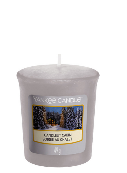 Yankee Candle Yankee Candle Candlelit Cabin Votive