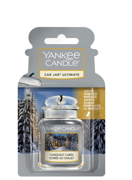 Yankee Candle Yankee Candle Candlelit Cabin Car Jar Ultimate