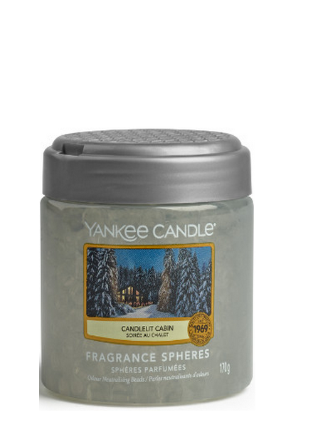 Yankee Candle Yankee Candle Candlelit Cabin Fragrance Spheres