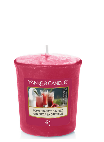 Yankee Candle Pomegranate Gin Fizz Votive