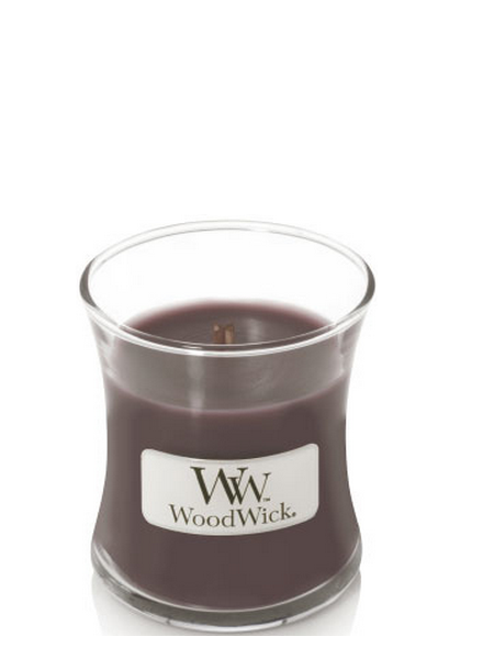 Woodwick Mini Sueded Sandalwood