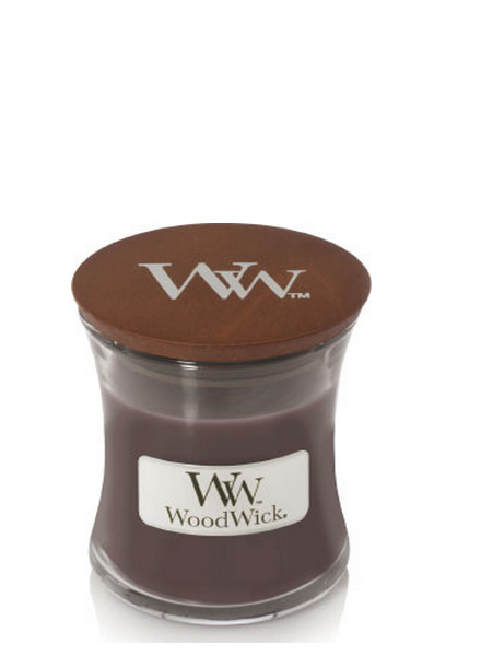 Woodwick WoodWick Mini Candle Sueded Sandalwood