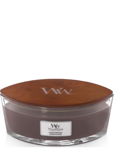 Woodwick WoodWick Ellipse Sueded Sandalwood