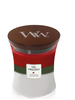 Woodwick WoodWick Winter Garland Trilogy Medium Candle