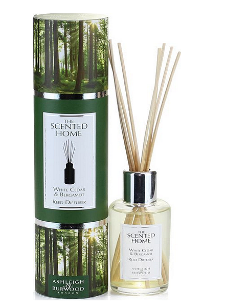 Ashleigh & Burwood Ashleigh & Burwood White Cedar & Bergamot Geurstokjes