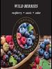 Ashleigh & Burwood Ashleigh & Burwood Wild Berries Geurstokjes
