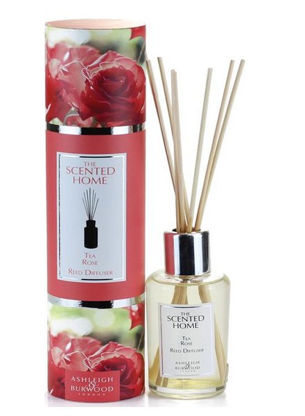 Ashleigh & Burwood Ashleigh & Burwood Tea Rose Geurstokjes