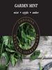 Ashleigh & Burwood Ashleigh & Burwood Garden Mint Geurstokjes