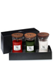 Woodwick Woodwick Gift Set Deluxe Mini Jar Autumn Winter
