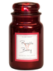 Village Candle Village Candle Rosette Berry Metallic Large Jar