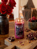 Village Candle Village Candle Dark Chocolate Rose Large Jar