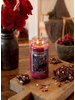 Village Candle Village Candle Dark Chocolate Rose Small Jar