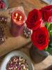 Village Candle Village Candle Dark Chocolate Rose Small Jar