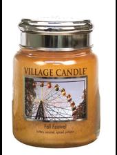 Village Candle Fall Festival Medium Jar