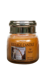 Village Candle Fall Festival Small Jar