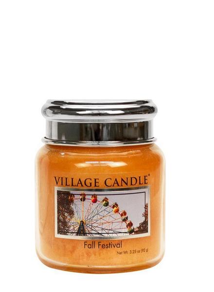 Village Candle Fall Festival Mini Jar