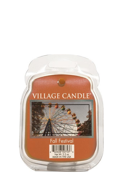 Village Candle Village Candle Fall Festival Wax Melt