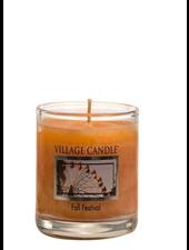 Village Candle Fall Festival Votive