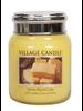 Village Candle Village Candle Lemon Pound Cake Medium Jar