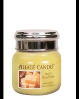Village Candle Lemon Pound Cake Small Jar