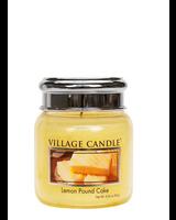 Village Candle Lemon Pound Cake Mini Jar