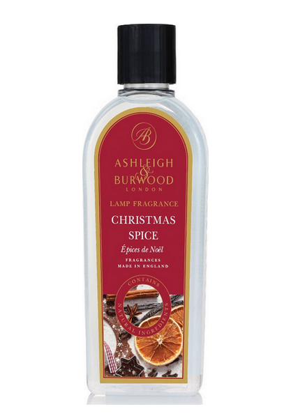 Ashleigh & Burwood Geurlamp Olie Ashleigh & Burwood Christmas Spice 500 ml