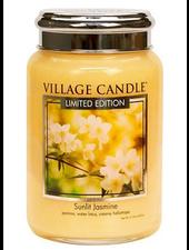 Village Candle Sunlit Jasmine Large Jar
